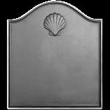 """19"""" x 21.5"""" Georgian Shell Fireback"""