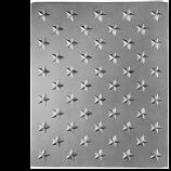 """18"""" x 21.5"""" 18"""" Field of Stars Fireback"""