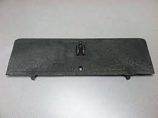 "Replacement Steel Damper Valve Plate, 40.5"" X 7"""