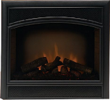 "33"" Allura-Fire Electric Fireplace"