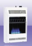 Propane Gas Manual 10K Small Blue Flame Heater