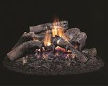 """Natural Gas Blue Ridge 24"""" Vented Gas Log Set"""
