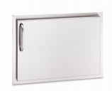 Left Replacement Single Storage Door - 14 x 20 inch