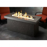 Key Largo Fire Pit with Midnight Mist Supercast Top