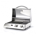 """Cook Number Legacy 2 - Stainless Steel 20"""" Electric Convection Grill"""