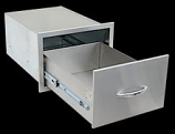 #304 Stainless Steel Single Drawer Storage
