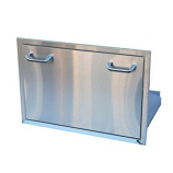 #304 Stainless Steel Ice Chest Drawer