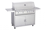 "38"" TRL Stainless Steel Gas Grill Cart - Cart Only"