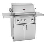 "36"" Alturi Stainless Steel Gas Grill Cart - Cart Only"
