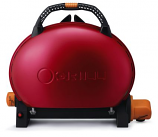 Pro-Iroda O-grill Portable Upright Gas Grill 500, Red