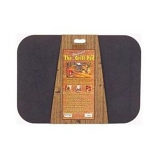 "The Original Grill Pad Rectangle - Black- 30"" x 42"""