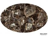 "Boone Hearth 10 LB Bag of 1/4"" Bronze Fire Glass"