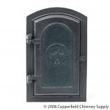 "Vestal Manufacturing Cast-Iron Access Door, 8"" X 12"""