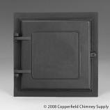 "Vestal Manufacturing Cast-Iron Access Door, 12"" X 12"""