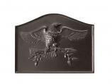 Black American Eagle Fire Back