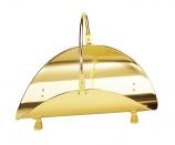 Brass Plated Basket