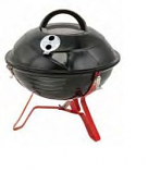 """Vortex Tabletop Charcoal Grill with Patented Leg Lock - 14.5"""""""
