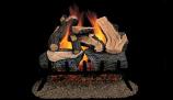 "Manchester Oak 18"" Multi-View Unitized Vented 8 pc. Log Set- LOGS ONLY"