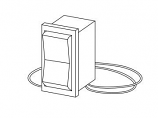 Unit-Mountable ON/OFF Rocker Switch Kit for Millivolt Systems