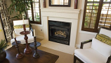 """Superior BCT2536TEP 36"""" BCT B-Vent Electronic Ignition Fireplace - LP"""