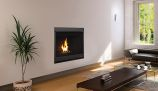 "Superior 45"" Top or Rear Vent Louver less Electronic Fireplace - LP"