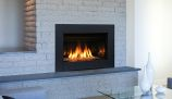 Superior DV Contemporary NG Fireplace Insert w/Electronic Ignition