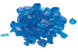 10 Lb. Bag Of Black Fire Glass - 0.5 To 0.75 Inch