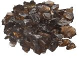 10 Lb. Bag Of Copper Fire Glass - 0.5 To 0.75 Inch
