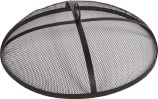 Black Mesh Cover with Handle - 25 inch