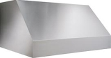"48"" Professional Grade Brushed Stainless Steel Range Hood"