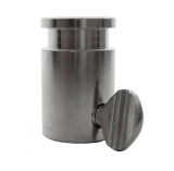 Hexagon Rotisserie Steel Bushing Spit with Double Chrome Plating