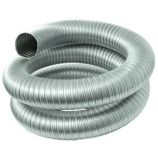 Stainless Steel Flex 30 Foot Vent Pipe - 8 inch