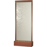 10' Copper Vein Grande with Clear Glass Fountain