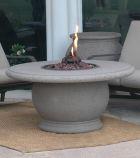 Amphora Smoke Fire Table - Liquid Propane