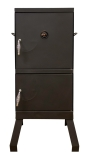 "43"" Charcoal Vertical Smoker - AZ Patio Heaters"