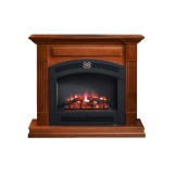 """Rio Grande Cabinet with 34"""" Built-In and Full Arch Front"""