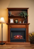 """Rio Grande Cabinet with 34"""" Built-In and Louvre Front"""