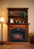 """Rio Grande Cabinet with 41"""" Built-In and Full Arch Front"""