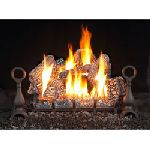 "GL24N 24"" Napoleon LP Gas Vented Gas Log Set"