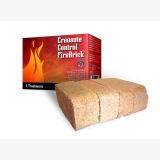 Creosote Control Brick - 4 Treatment Pack