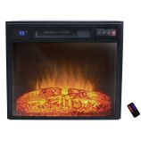 "AKDY AFPEF0523 - 23"" Insert Freestanding Electric Fireplace Heater"