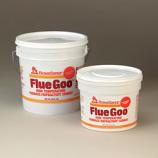 Homesaver Flue Goo Furnace/Refractory Cement Pre-Mixed 1/2 Gal. - Buff