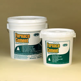 Ipc Furnace Cement, Gray 1 Gallon Container
