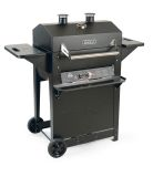 Holland Freedom Propane Grill � Sturdy Cart with Wheels
