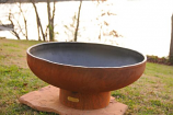 "Low Boy 36"" Fire Pit"