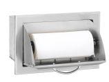 "Agape Series Stainless 15"" Paper Towel Holder"