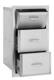 """Agape Series Stainless Steel 15"""" Paper Towel Holder or 2 Drawer Combo"""