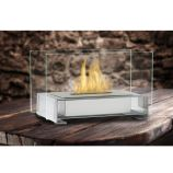 Stainless Steel Toulouse Tabletop Ethanol Fuel Fireplace