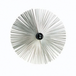 """10 Inch Flat Wire Brush For Viper, For 8"""" Flue"""