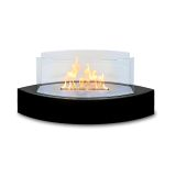 Anywhere Fireplace Lexington Tabletop Fireplace-Black